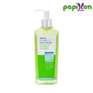 gentle purifier face wash gel oily skin