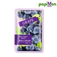 grape bisutang moisturizing skin mask