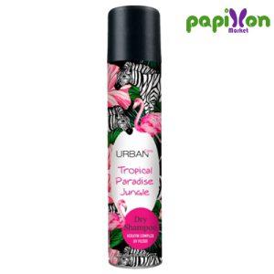 urban care tropical paradise jungle dry shampoo