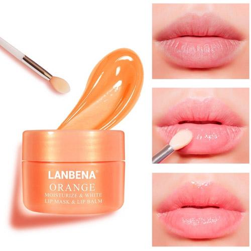 بالم لب کاسه ای پرتقال لانبنا