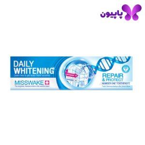 خمیر دندان سفید کننده روزانه 100میل میسویک