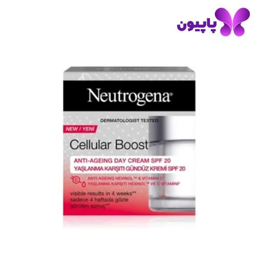 کرم ضدچروک روز سلولار بوست نیتروجینا