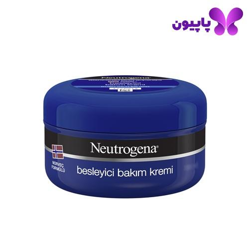 کرم مرطوب کننده و مغذی 200میل نیتروجینا